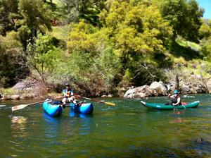 Commercial rafting gets mostly a thumbs up