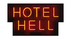 'Hotel Hell' checks in to Murphys