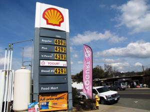 Gas prices set to rise in summer