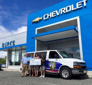 Burke motor group continues to support dav chapter 44 for Burke motor group used cars