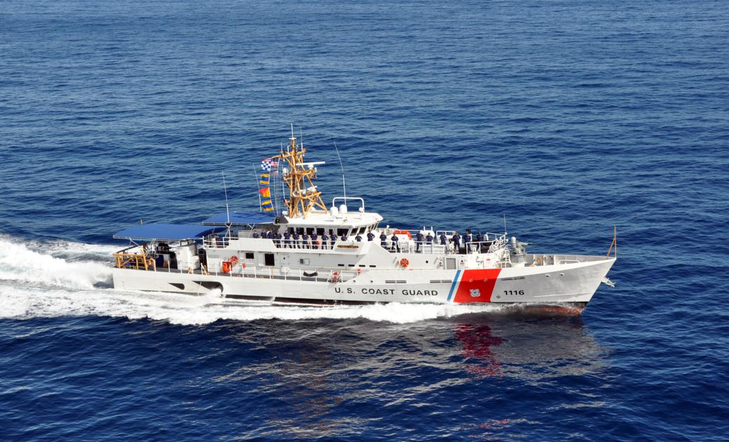 Cg Cutter Fritch To Be Commissioned During November Ceremony At Base Coast Guard