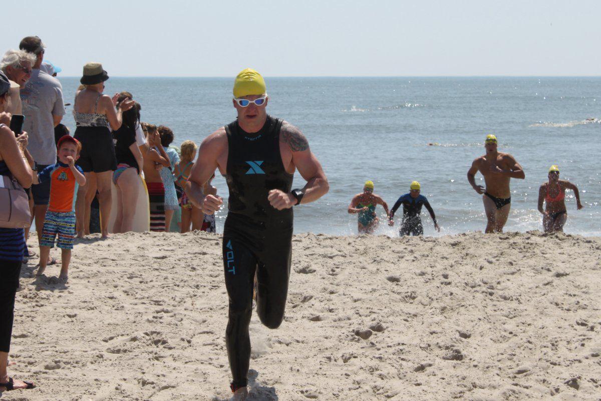 Sea Isle City Beach Patrol  Mile Ocean Swim