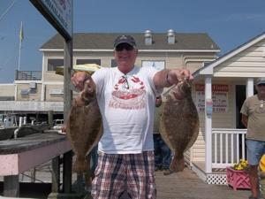 The fishing line sept 16 cape may county herald for Royal flush fishing