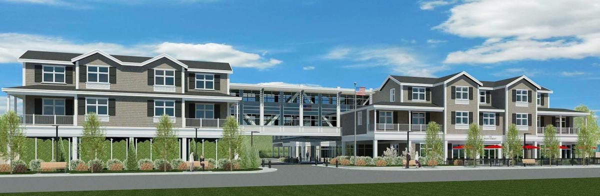 Plans For Falmouth Hotel Filed With Cape Cod Commission