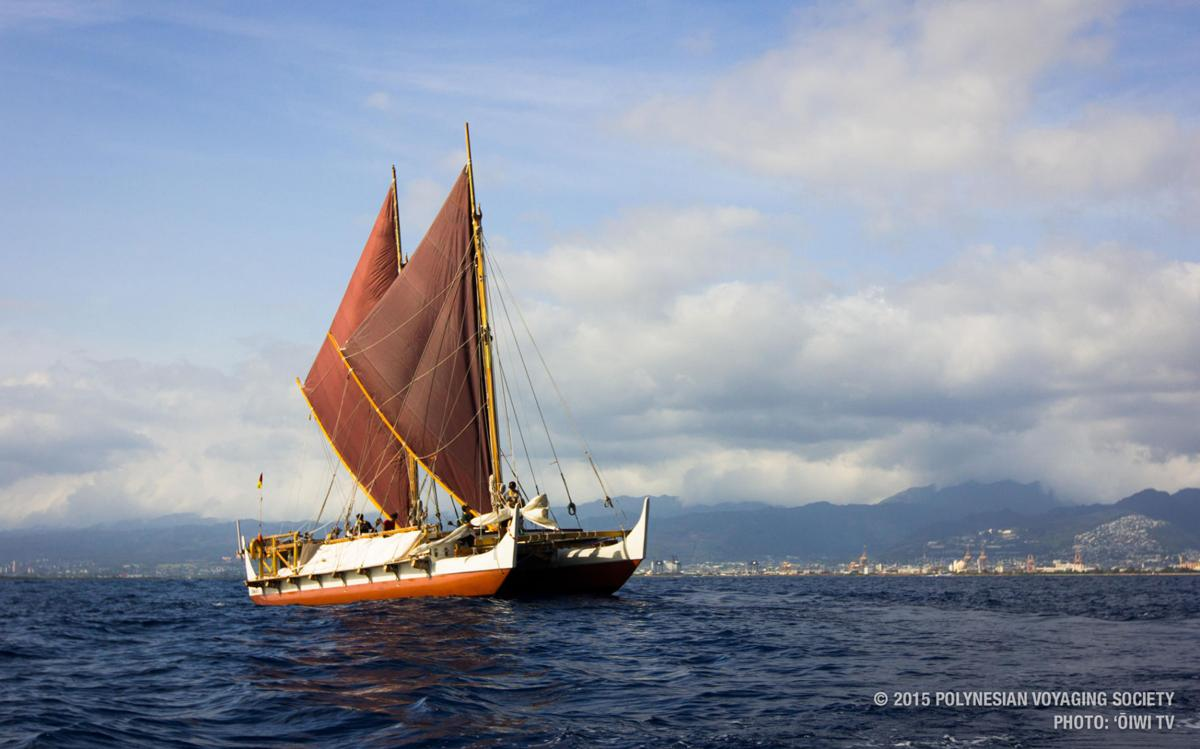 Polynesian Voyaging Canoe To Stop In Woods Hole, Crew To ...