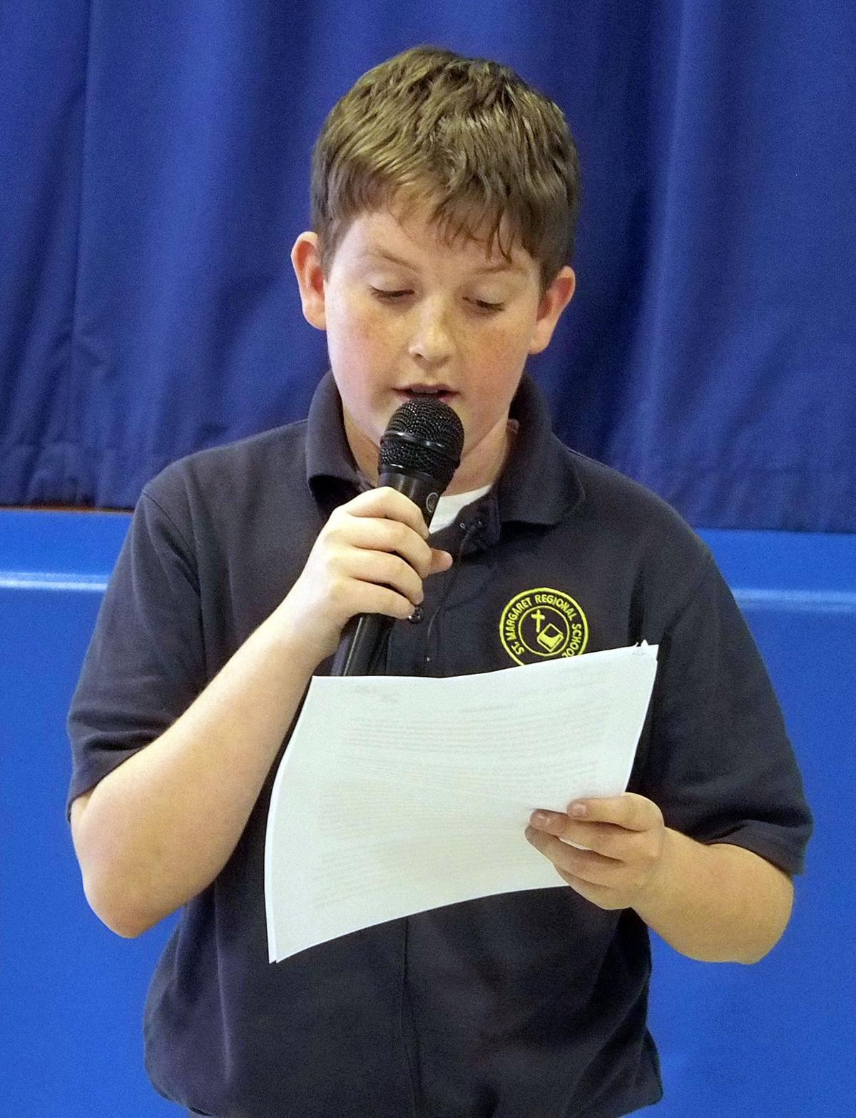 Young essayist