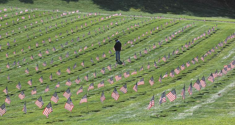 Veterans Day Ceremony At National Cemetery In Bourne Regional News
