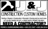 J and J Construction