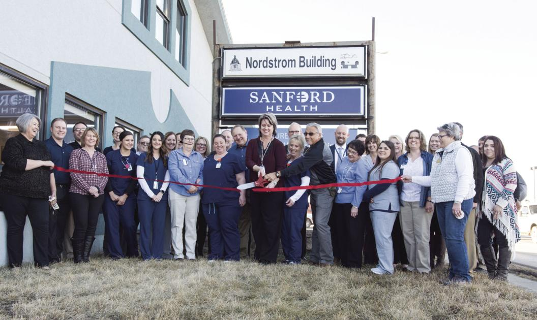 Pierre Sanford Clinic Unveils New Facility Provides More