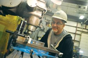 Building machinery, building relationships