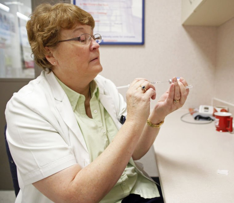 Flu vaccines scarce at some local pharmacies