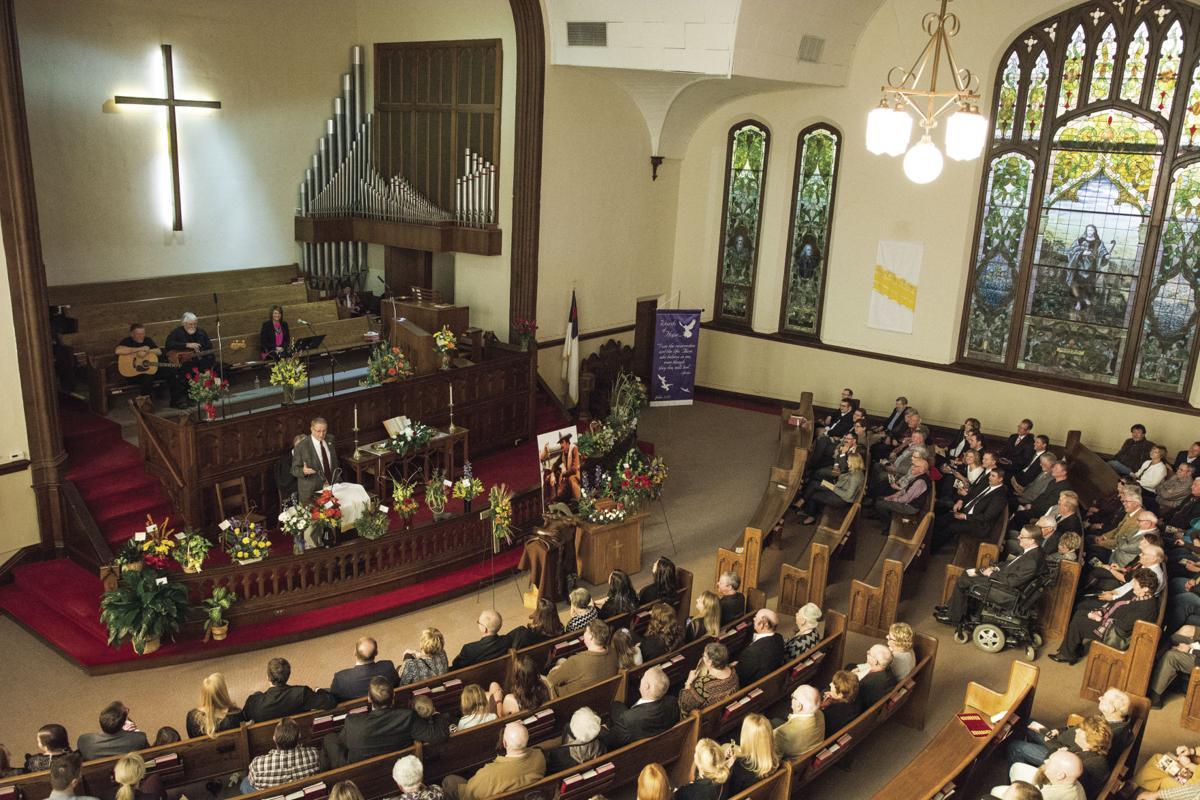 Former congressman rancher clint roberts laid to rest for International motors falls church