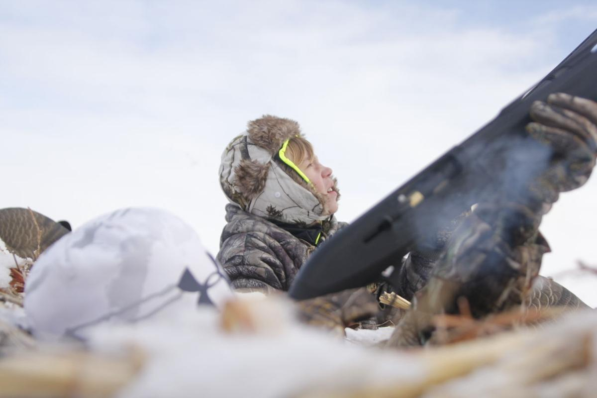 Canada Goose womens online authentic - Youth Goose Hunt carries on tradition of hunting into 24th year ...