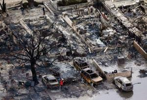 Sandy's fallout skips dry Midwest