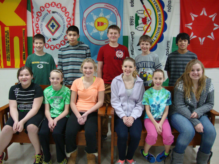 GMMS Students of the Month
