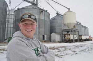 Soybeans winning ground in South Dakota