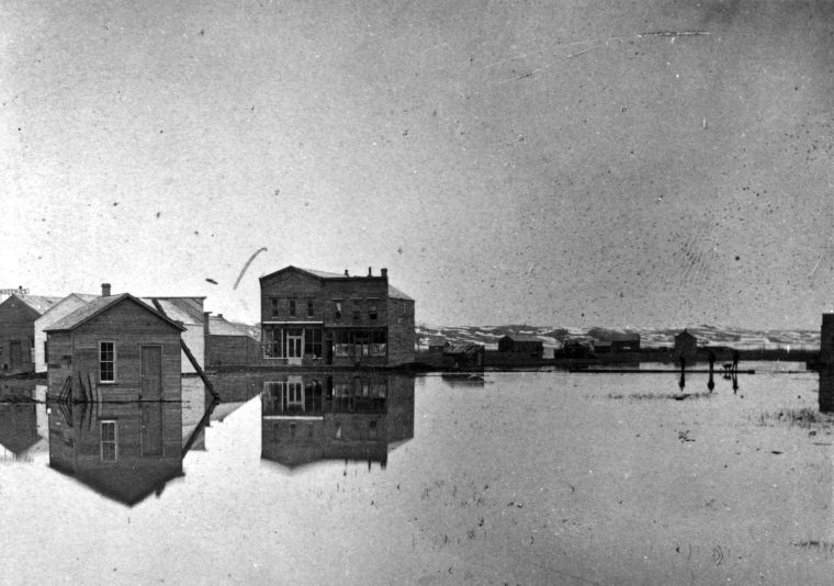 The Great Flood Recalling The Missouri River Flood And