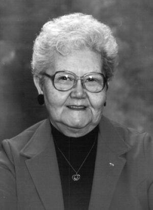 Isabelle 'Izzie' Ellwanger, 88