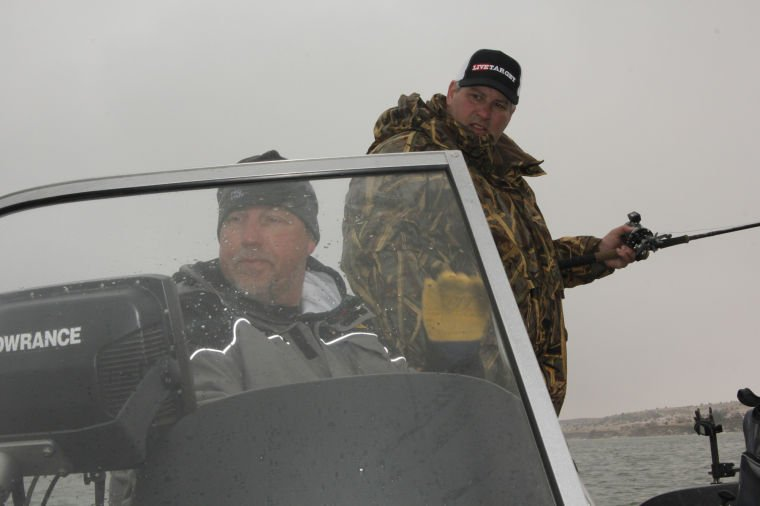 Cabela's Masters Walleye Circuit tournament