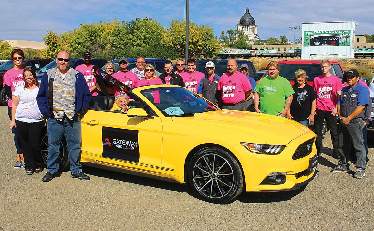 Mustang ride local news stories for Gateway motors pierre sd