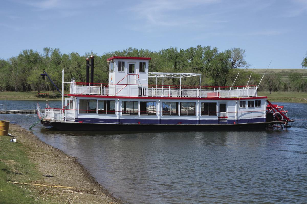Paddle Wheel Keeps On Turning Needs A Safe Port In Pierre