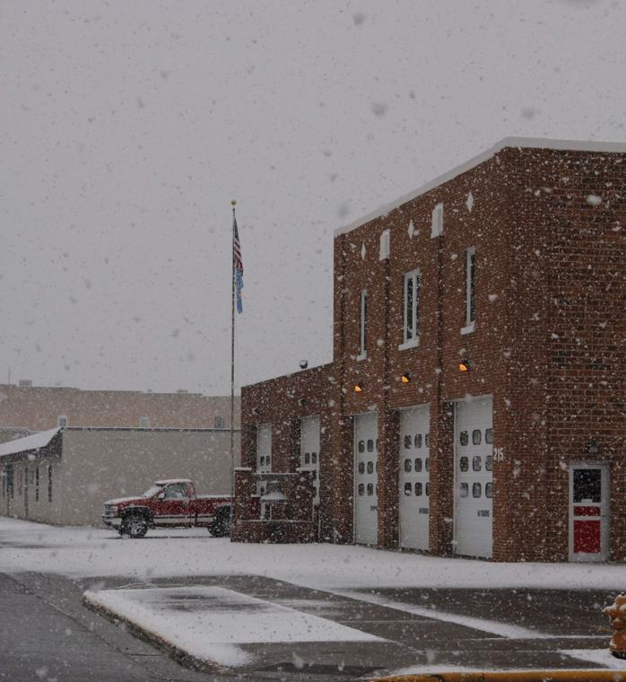 Not Much Snow Expected In Pierre Nws Says Capital