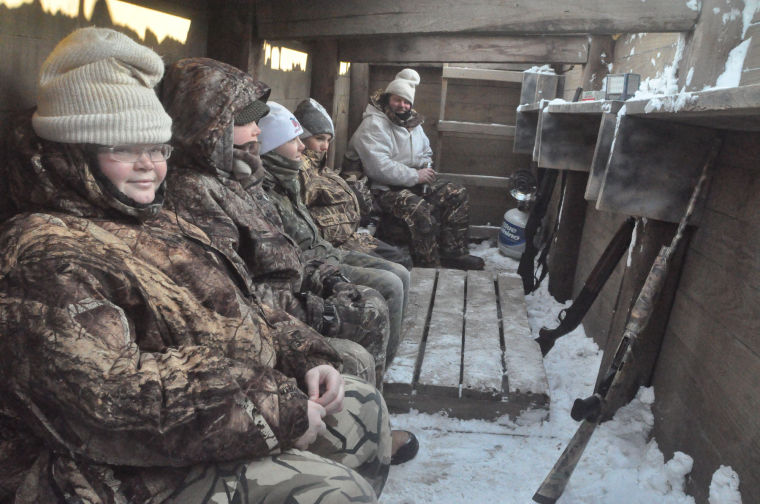 Youth Goose Hunt