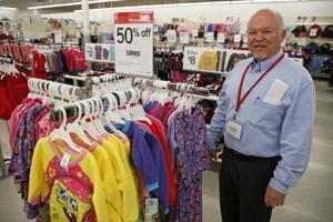 Local 'layaway angel' brings good tidings for shoppers