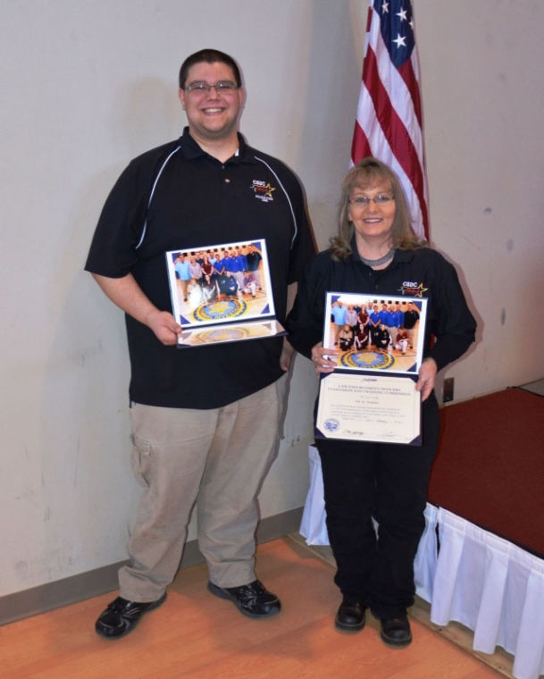 SD Dispatchers Receive Basic 911 Certification