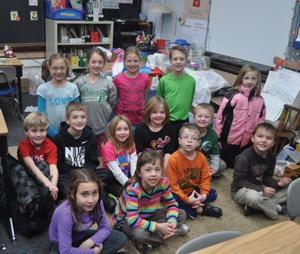 Washington Elementary holds toy drive