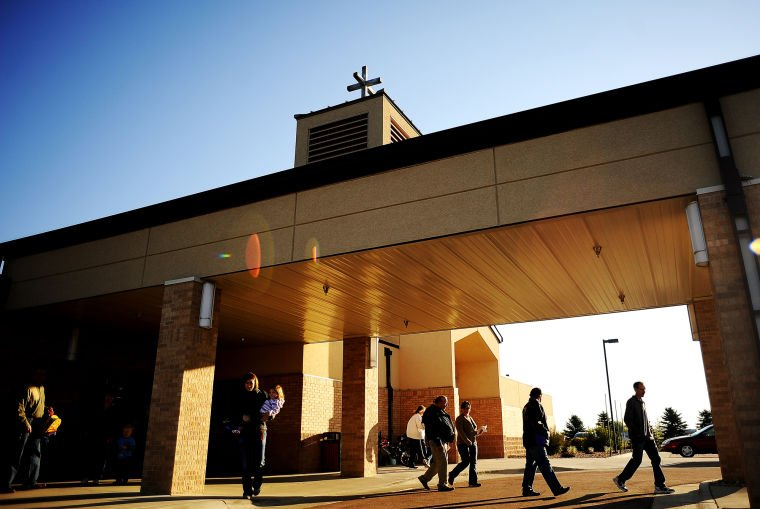 Sioux falls diocese might merge rural parishes local for International motors falls church