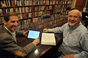 In Pierre area churches: Bible format is changing – again – with the 21st century