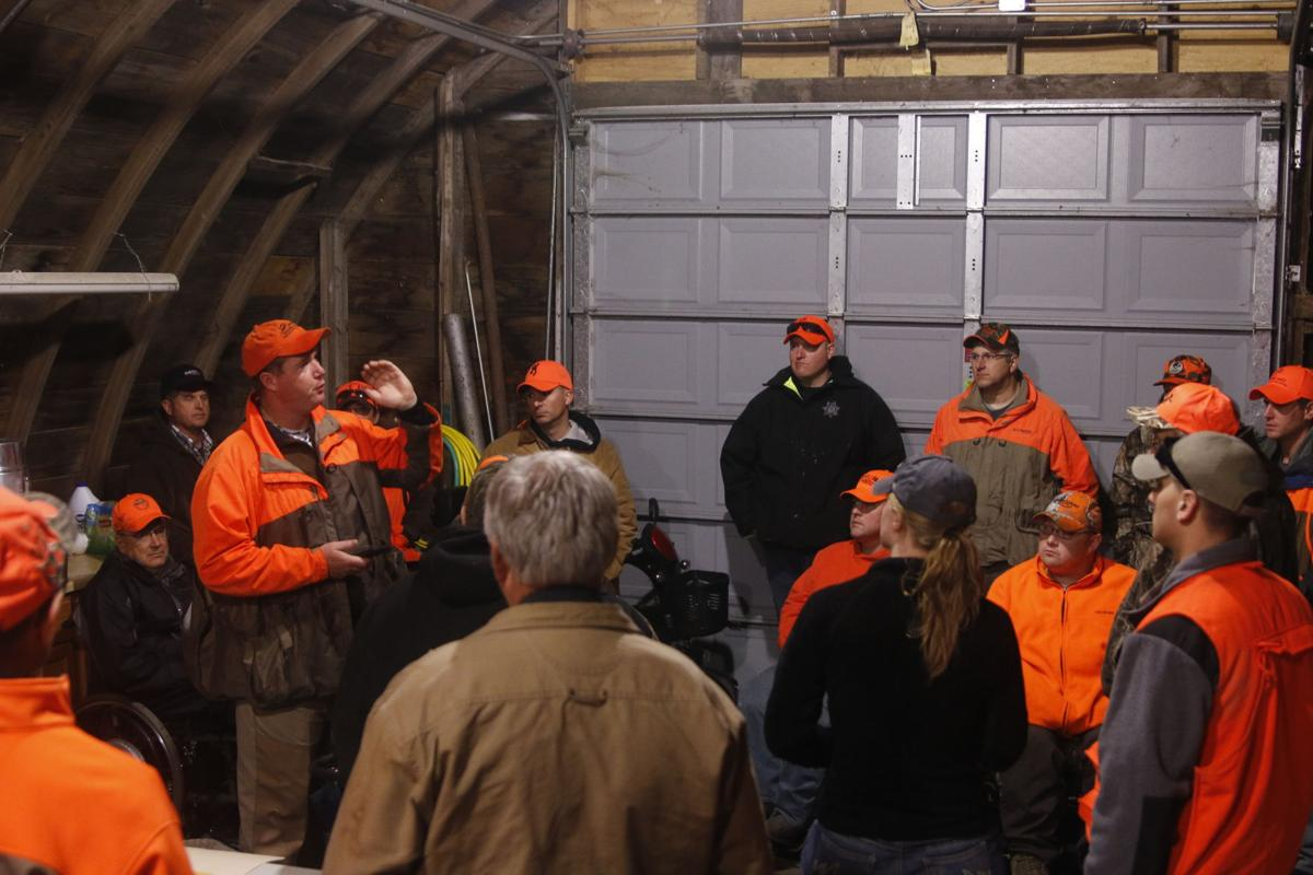 Helping hunters harvest pheasants for South dakota game fish and parks
