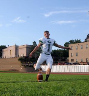 Balancing act: Pochop tackles three-sport career despite diabetes