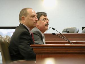 Senators recommend Zimmerman's appointment