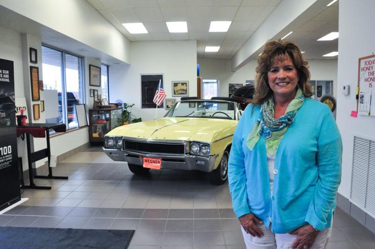 Jenny Wegner Of Wegner Auto Co Wins Major Industry Award