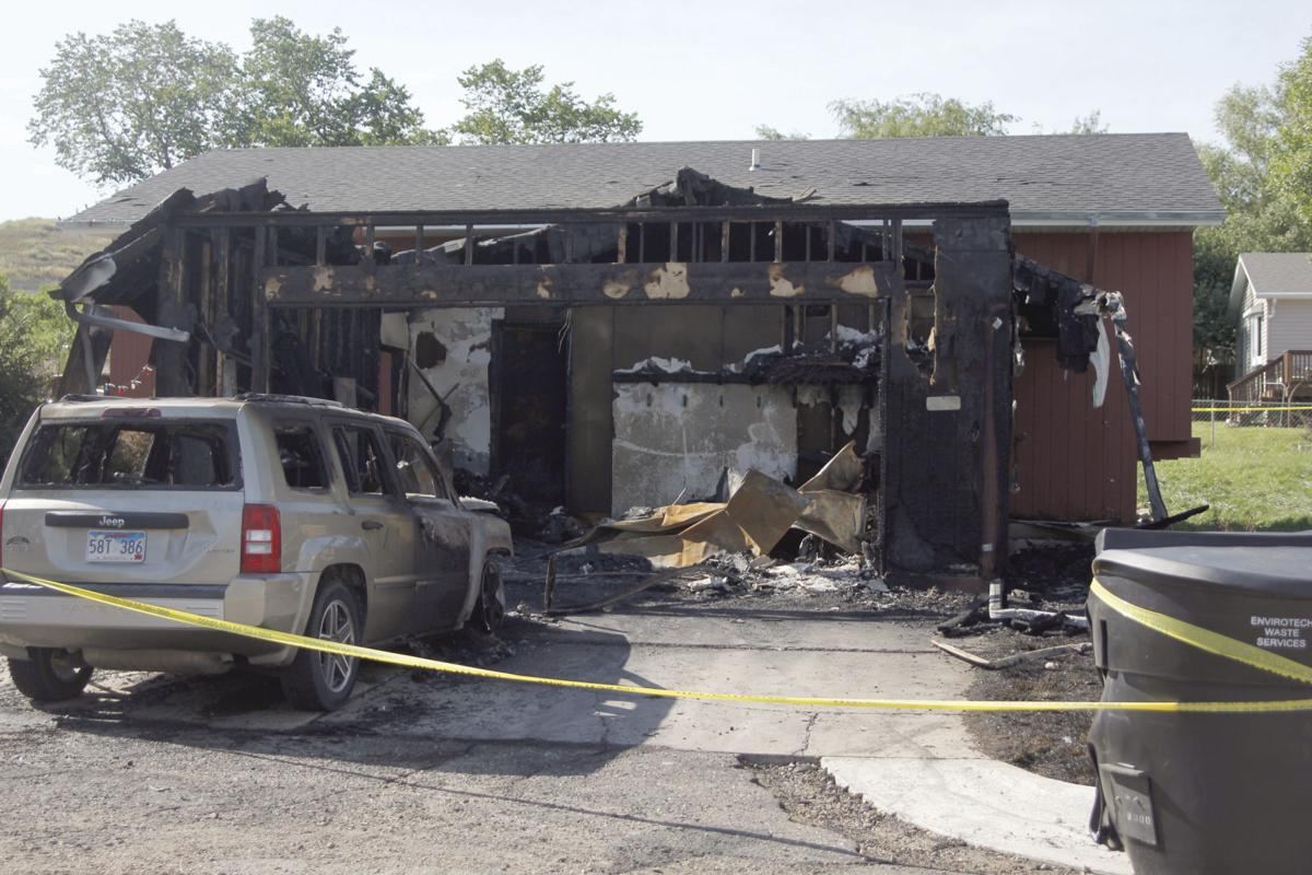 Cause Of Monday Fire Under Investigation Witnesses Report