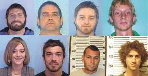 Drug ring busts made