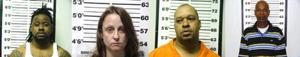 'Major' drug dealer, partners arrested