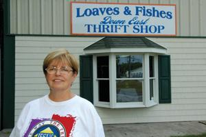 Loaves and Fishes proceeds to help needy