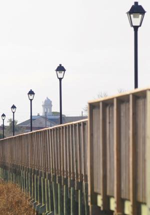 Resident judge, clerk of court seek building improvements
