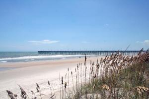 Marine rescues drowning teen in North Topsail Beach