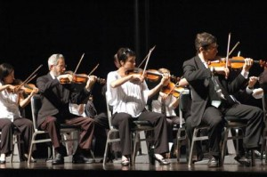 N.C. Symphony performs for students