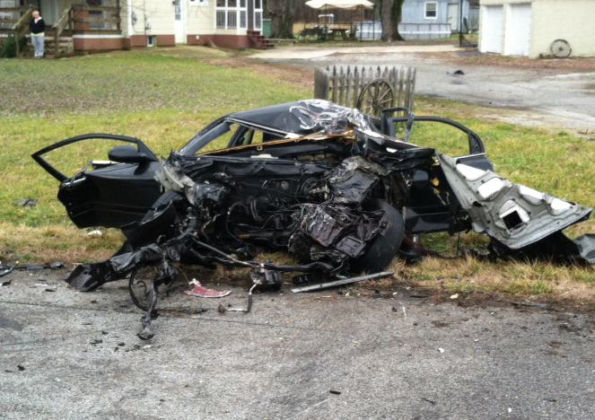 Car Accident Autopsy Report