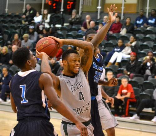 harford men Harford cc defeated host cecil college 93-91 in maryland juco men's basketball action on saturday.