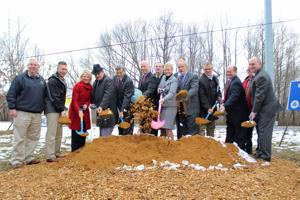 Del. breaks ground on US 301 byway, toll project