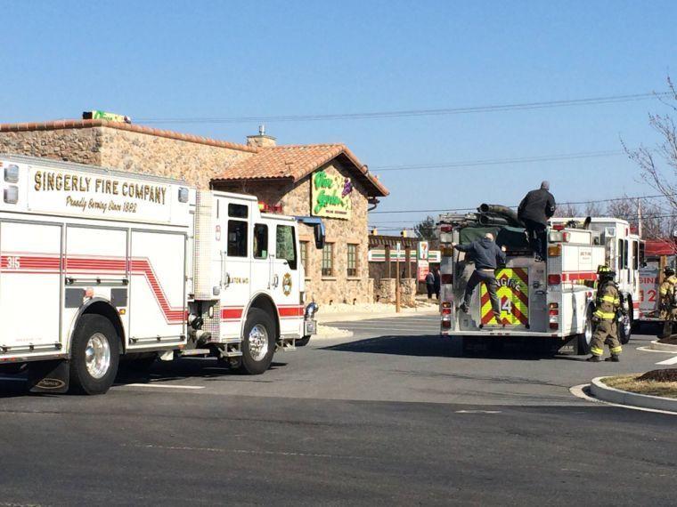 Sprinkler Malfunction Temporarily Closes Olive Garden Local News