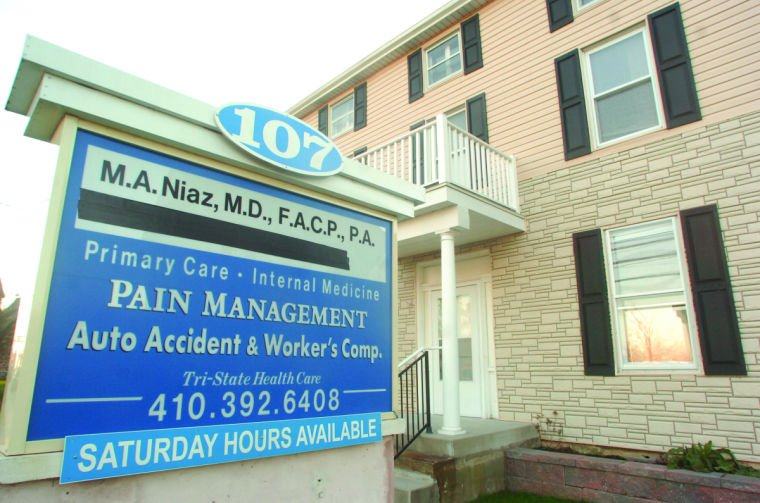 Delaware Pain Management Doctor With Elkton Office Loses License Local News
