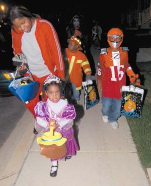 Trick-or-treating to be held on Oct. 31