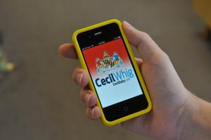 Cecil Whig app